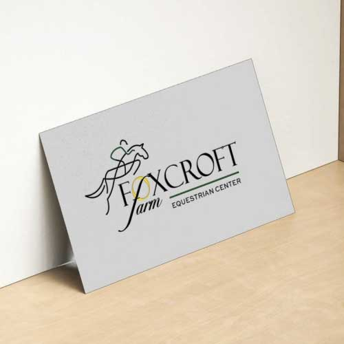 Logo design for local business