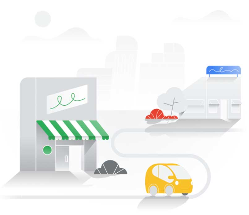 Google graphic for GMB listing